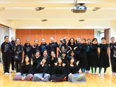 舞蹈學會於第五十四屆校際舞蹈節比賽勇奪甲等獎及乙等獎