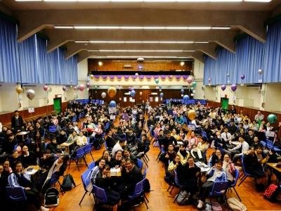 STEAM Olympiad-高中班際問答比賽(STEAM Week高年級周會)