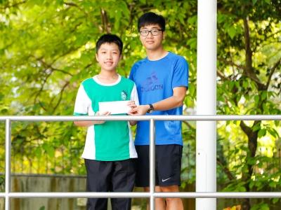 中一級學生好書短講比賽(中文科)