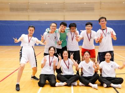 高年級班際籃球比賽(聯課活動組)