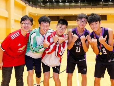 低年級班際籃球比賽(聯課活動組)