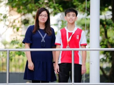 3C王崇喆同學於世界跳繩錦標賽2018勇奪銅牌(聯課活動組)