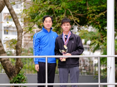 同學於第36屆保良局屬下中學聯校水運會勇奪多個獎項(游泳隊)