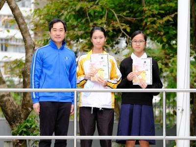 同學作品於《北區學聲》徵文比賽中入圍(中文科)