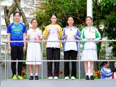 第二季優秀學生選舉頒獎(輔導組)