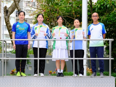 同學於中國語文菁英計劃榮獲多個獎項(中文科)