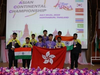4D王崇喆於亞洲洲際跳繩錦標賽勇奪多個獎項(聯課活動組)
