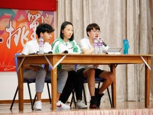 中六級應試校友分享(中文科)
