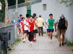 PoMa Run #5(正向教育)