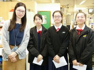 Interview with Ms Chung Ka Yan(English Day)