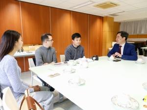 環境營造交流會議(正向教育)