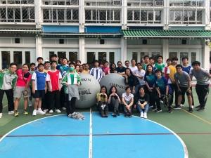 PoMa Fitness Day Kin-ball體驗(正向教育)