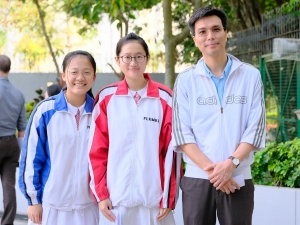 F.5 Inter-class Teacher Interviewing Competition(English Week)