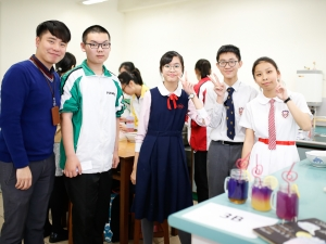 F.3 Inter-class Healthy Drink Design Competition(English Week)