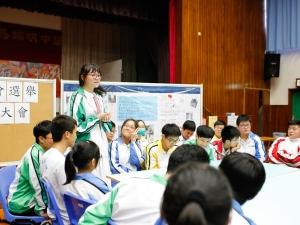 候選內閣答辯大會(第二十屆學生會選舉)