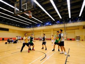 低年級班際三人籃球賽(聯課活動組)