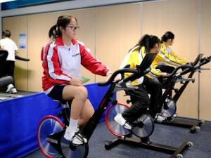 POMA Fitness Day:健身室體驗