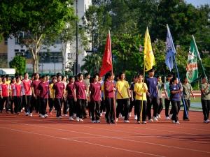 陸運會 Day 1