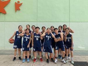 2019-2020 女子籃球隊