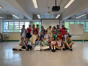 2019 - 2020 舞蹈學會