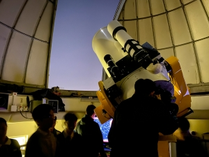 可觀天文觀星活動(青少年發明家學會)