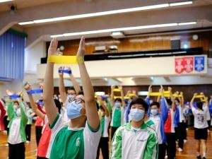 中二級橡筋帶體驗活動(體育科)